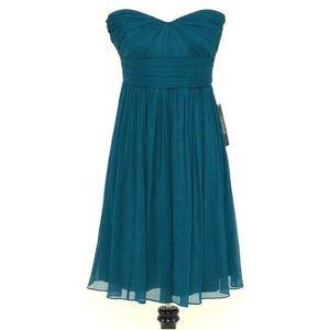 J. Crew Marbella Strapless Dress Size 4 E10